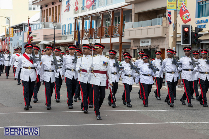 Queen's-Birthday-Parade-Bermuda-June-8-2019-3975