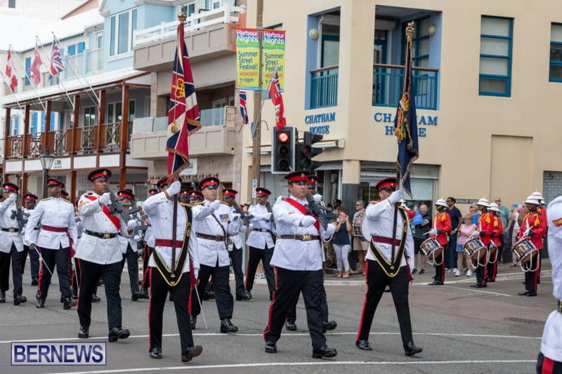 Queen's-Birthday-Parade-Bermuda-June-8-2019-3985