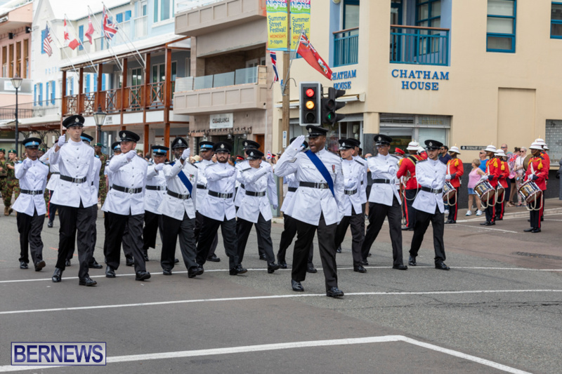 Queen's-Birthday-Parade-Bermuda-June-8-2019-4001