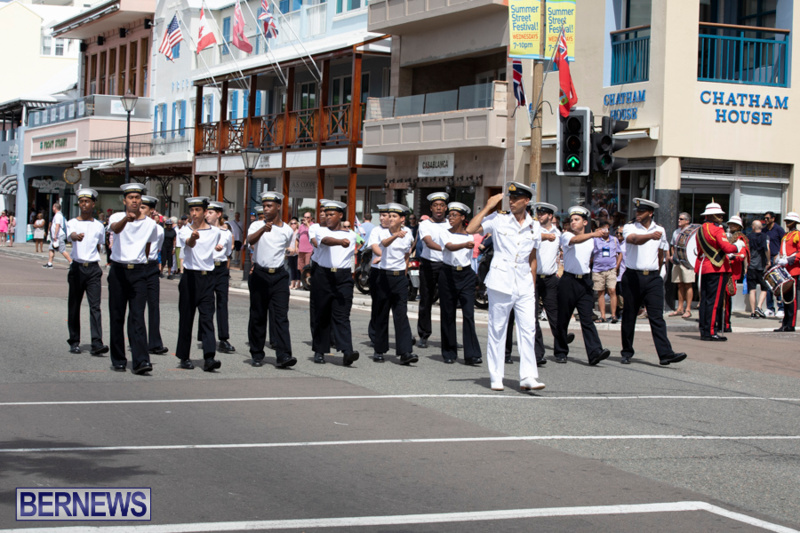 Queen's-Birthday-Parade-Bermuda-June-8-2019-4032