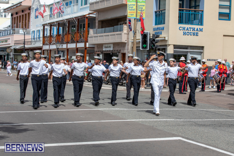 Queen's-Birthday-Parade-Bermuda-June-8-2019-4034