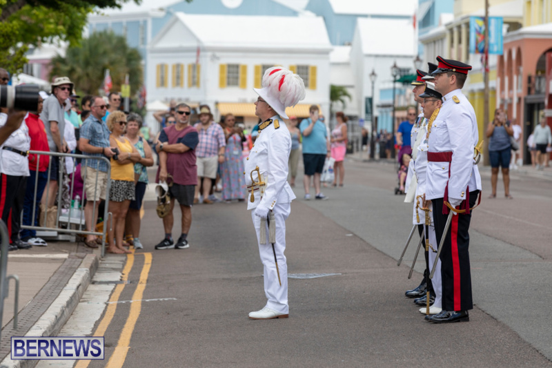 Queen's-Birthday-Parade-Bermuda-June-8-2019-4065