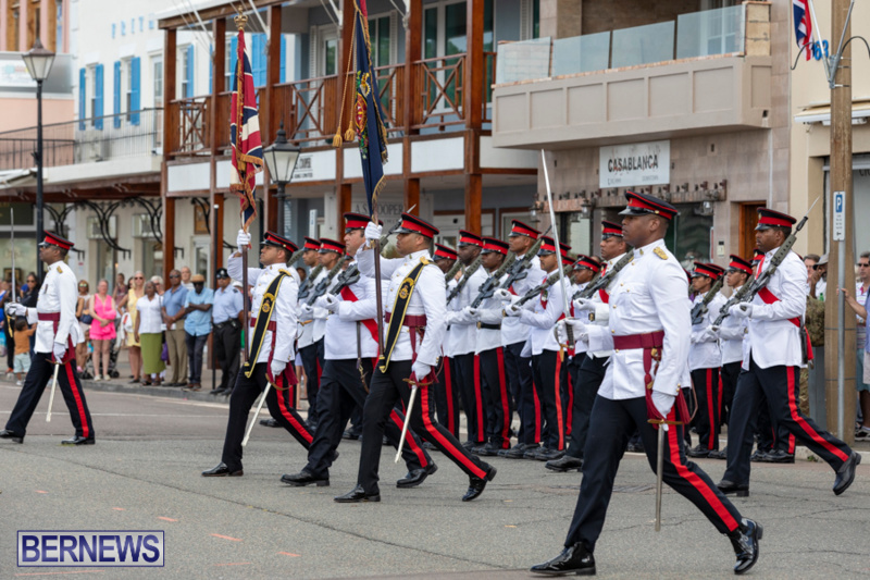 Queen's-Birthday-Parade-Bermuda-June-8-2019-4069