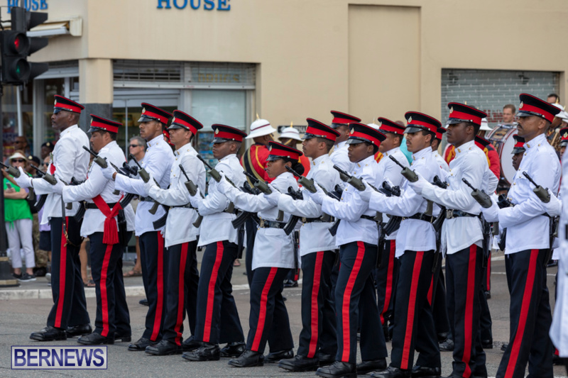 Queen's-Birthday-Parade-Bermuda-June-8-2019-4073