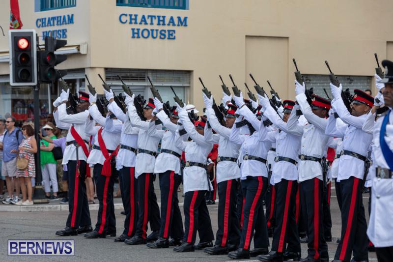 Queen's-Birthday-Parade-Bermuda-June-8-2019-4075
