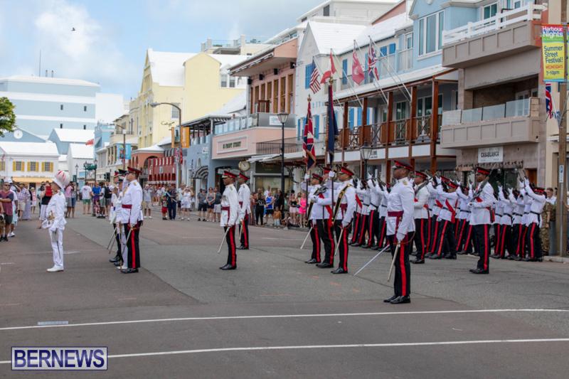 Queen's-Birthday-Parade-Bermuda-June-8-2019-4100