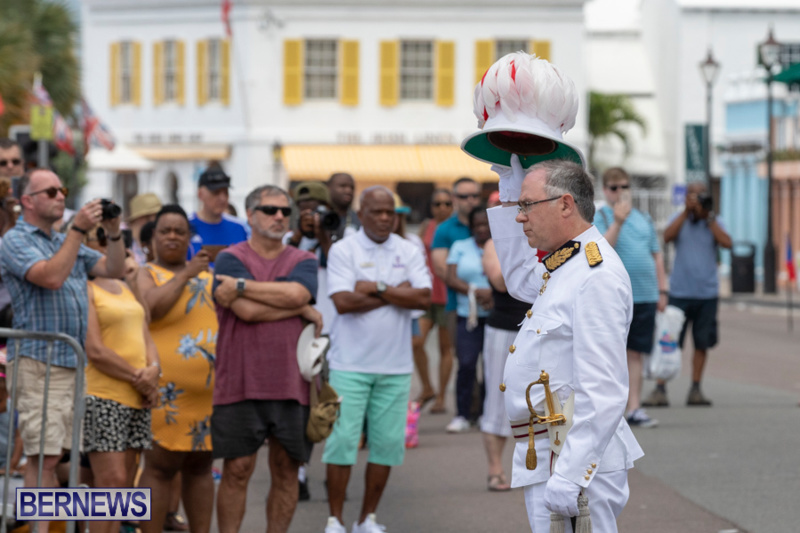 Queen's-Birthday-Parade-Bermuda-June-8-2019-4127