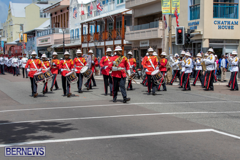 Queen's-Birthday-Parade-Bermuda-June-8-2019-4186