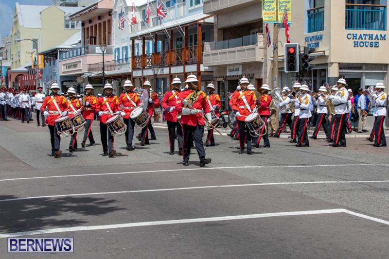 Queen's-Birthday-Parade-Bermuda-June-8-2019-4186