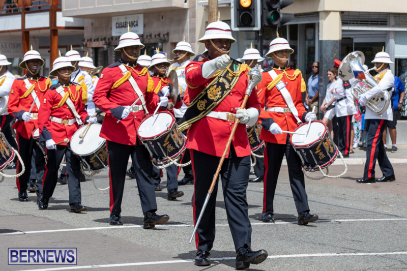 Queen's-Birthday-Parade-Bermuda-June-8-2019-4189