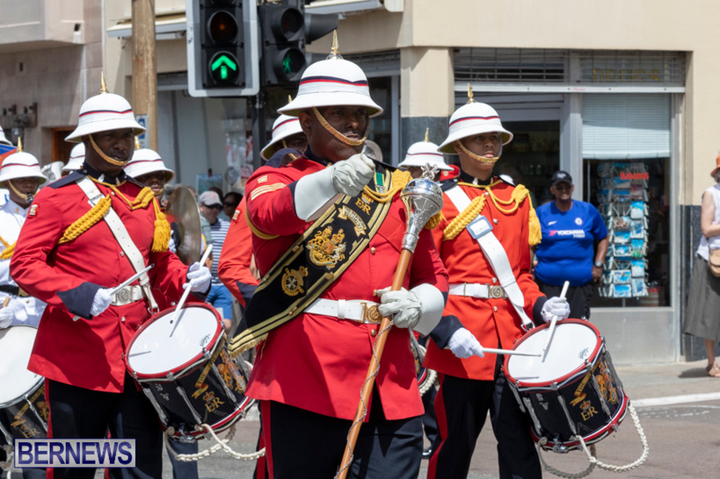 Queen's-Birthday-Parade-Bermuda-June-8-2019-4191
