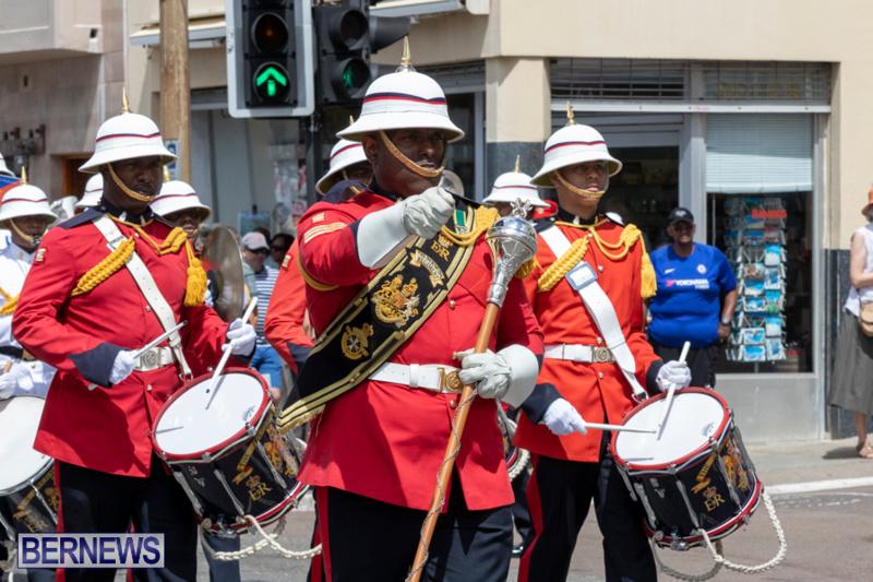 Queen's-Birthday-Parade-Bermuda-June-8-2019-4191