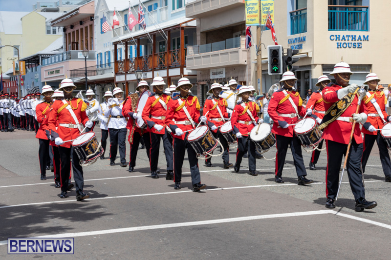 Queen's-Birthday-Parade-Bermuda-June-8-2019-4192