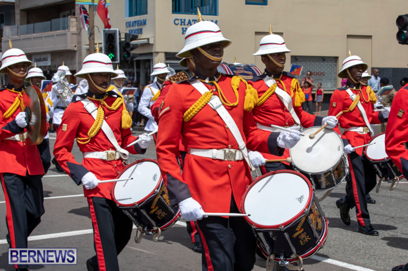 Queen's-Birthday-Parade-Bermuda-June-8-2019-4201