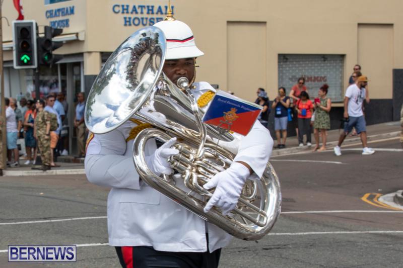 Queen's-Birthday-Parade-Bermuda-June-8-2019-4214