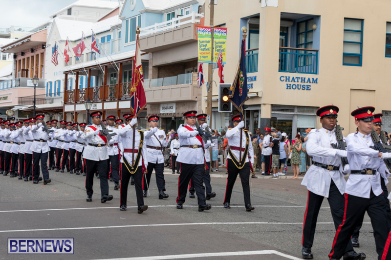 Queen's-Birthday-Parade-Bermuda-June-8-2019-4226