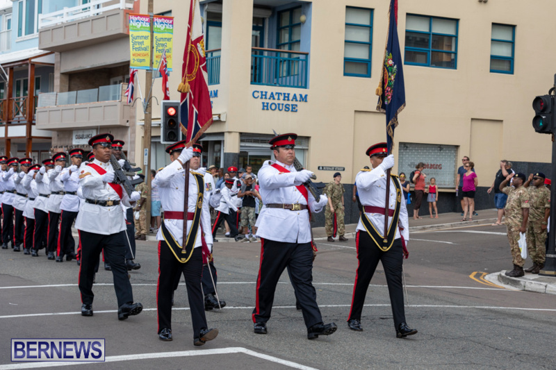 Queen's-Birthday-Parade-Bermuda-June-8-2019-4234