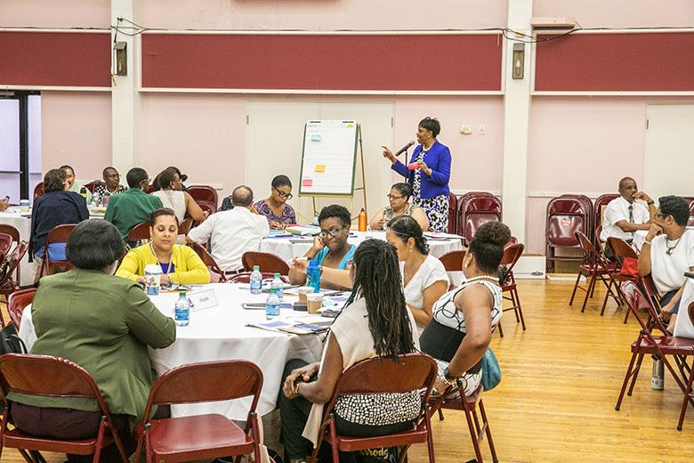 Senior Leadership Workshop Bermuda June 2019