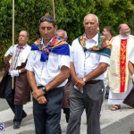 St. Anthony's Feast Procession Bermuda, June 16 2019-8521-2