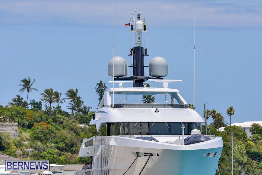 Vida Super Yacht Bermuda, June 25 2019-4582