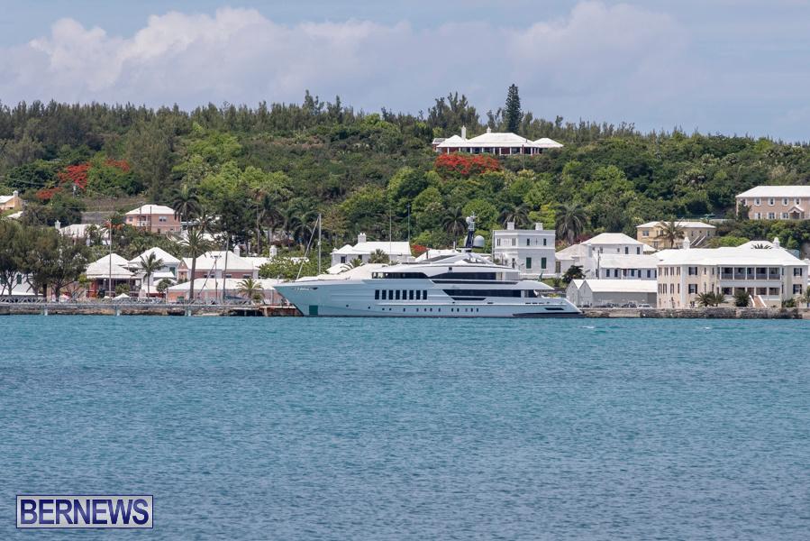 Vida Super Yacht Bermuda, June 25 2019-4630