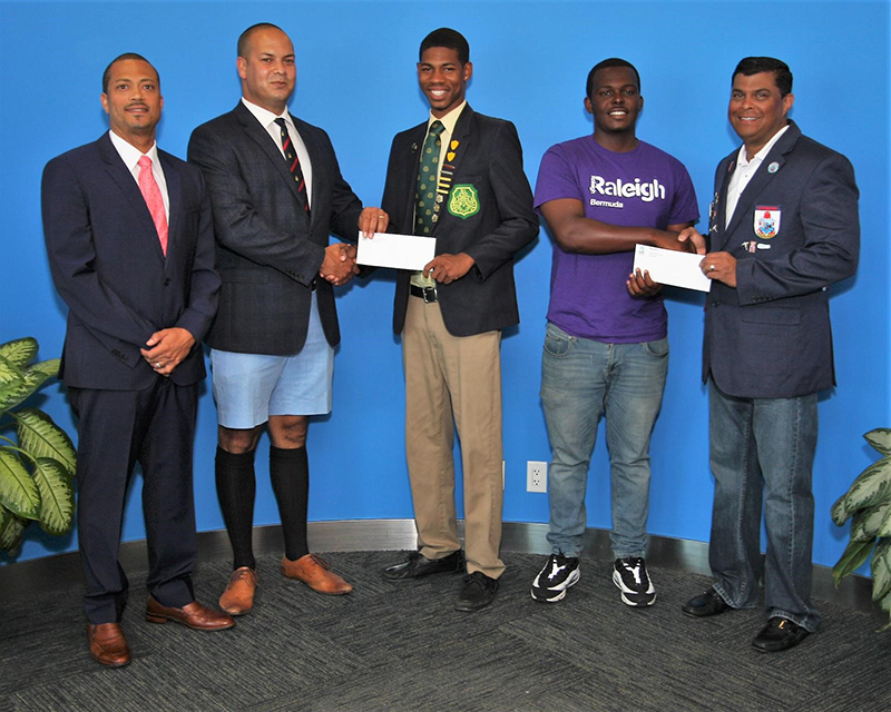 WSSYE Awarding Bermuda June 2019 (1)