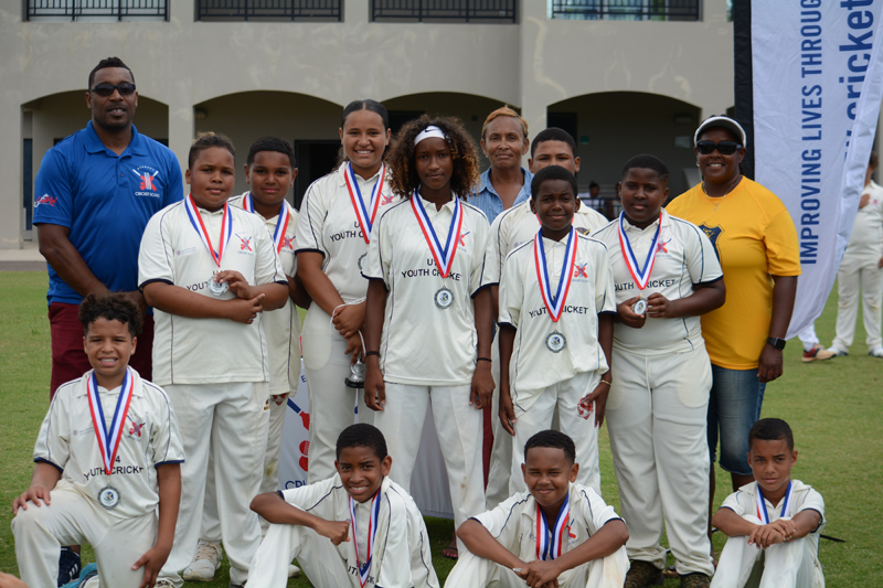 13&U All-Star runners up (East)  Bermuda July 2019