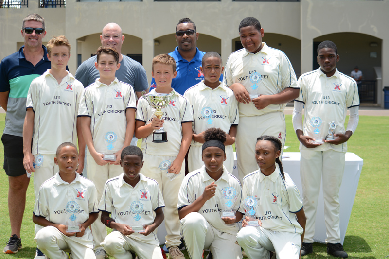 13&U All-Stars Champions (West) Bermuda July 2019