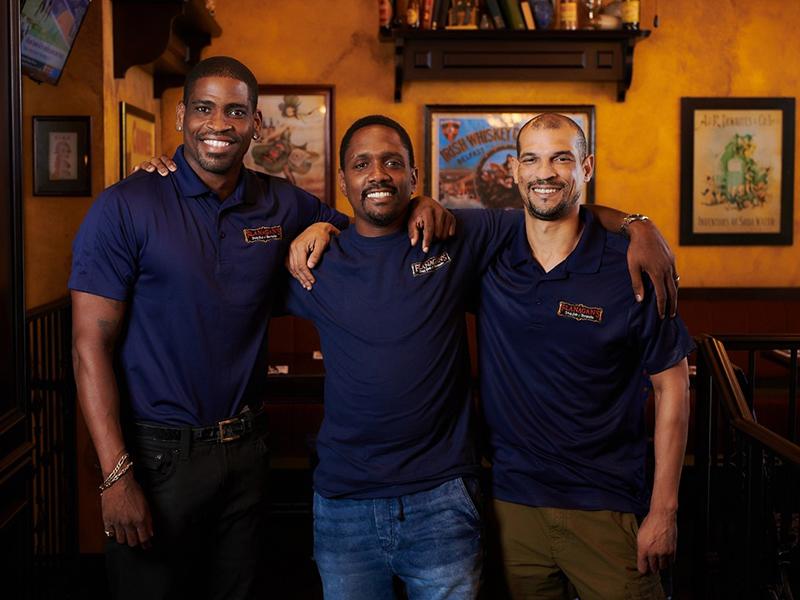 3 Bermudians Join Flanagan's Ownership Team Bermuda July 2019 (1)