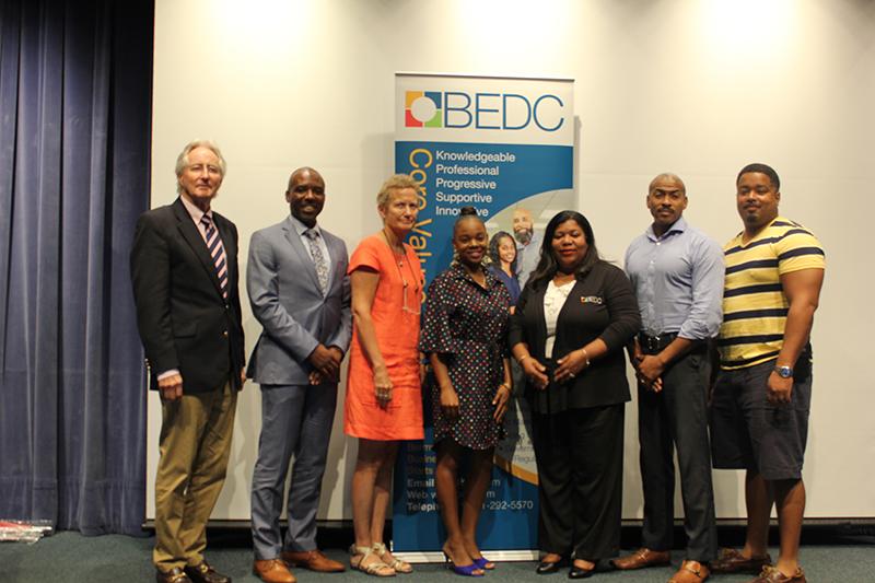 BEDC Seminar Helps Entrepreneurs Fail Fast Bermuda July 2019