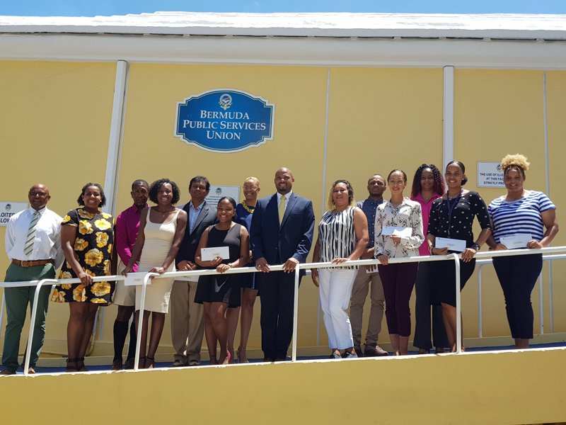 BPSU Education Awards Ceremony Bermuda July 2019