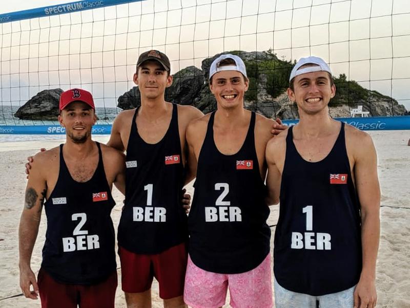 Beach Volleyball NatWest Island Games Bermuda July 2019 (1)