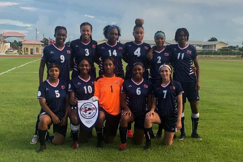 Bermuda Football July 17 2019