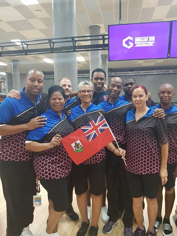 Bowling Bermuda July 10 2019 2