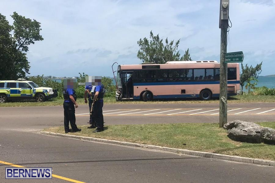 Bus Collision Bermuda, July 9 2019 (2)