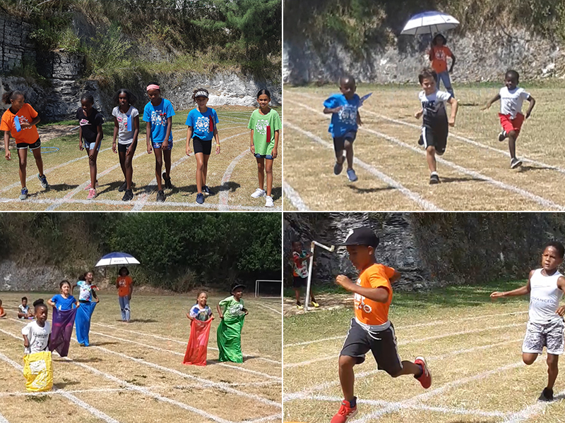 CMCs 3rd Annual Inter-Camp Sports Day Bermuda July 30 2019