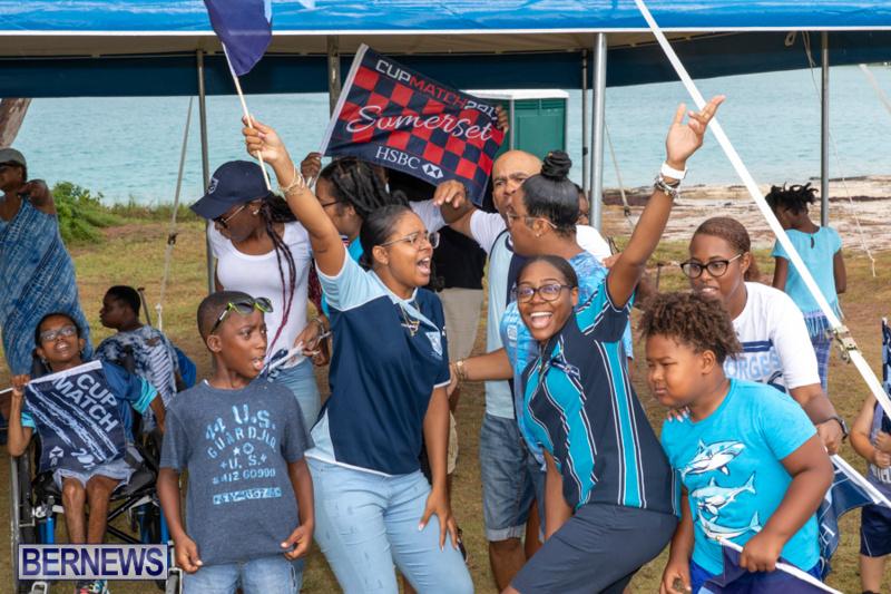 Camp Paw Paw children Cup Match Bermuda, July 31 2019-1807