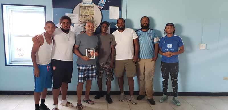 Clubs Against Violence Campaign Bermuda July 2019 (1)