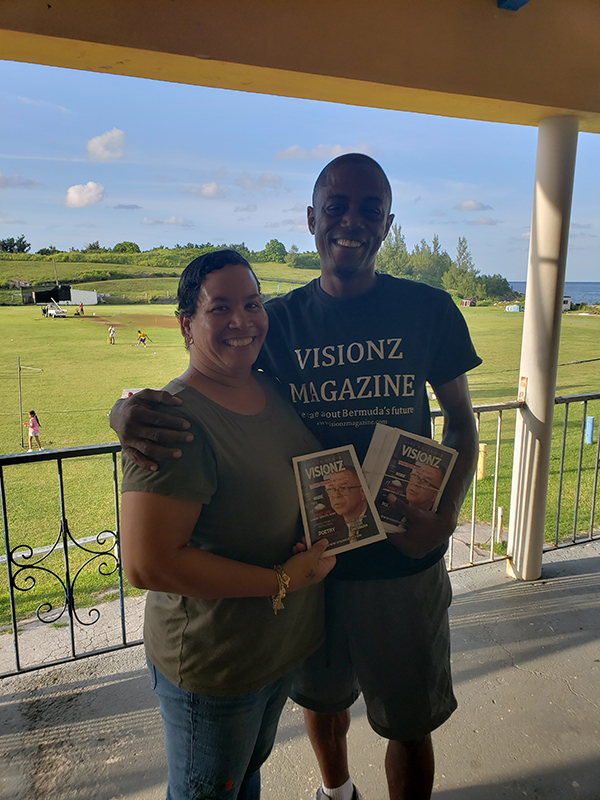 Clubs Against Violence Campaign Bermuda July 2019 (2)
