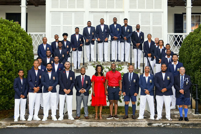 Cup Match Reception At Camden Bermuda July 2019 (1)