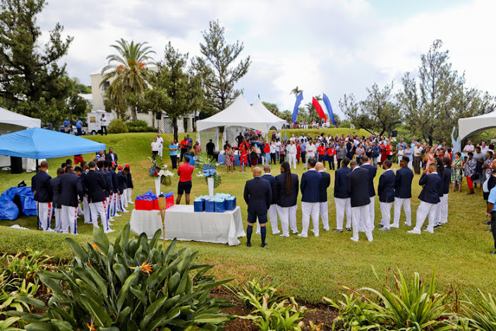 Cup Match Reception At Camden Bermuda July 2019 (10)