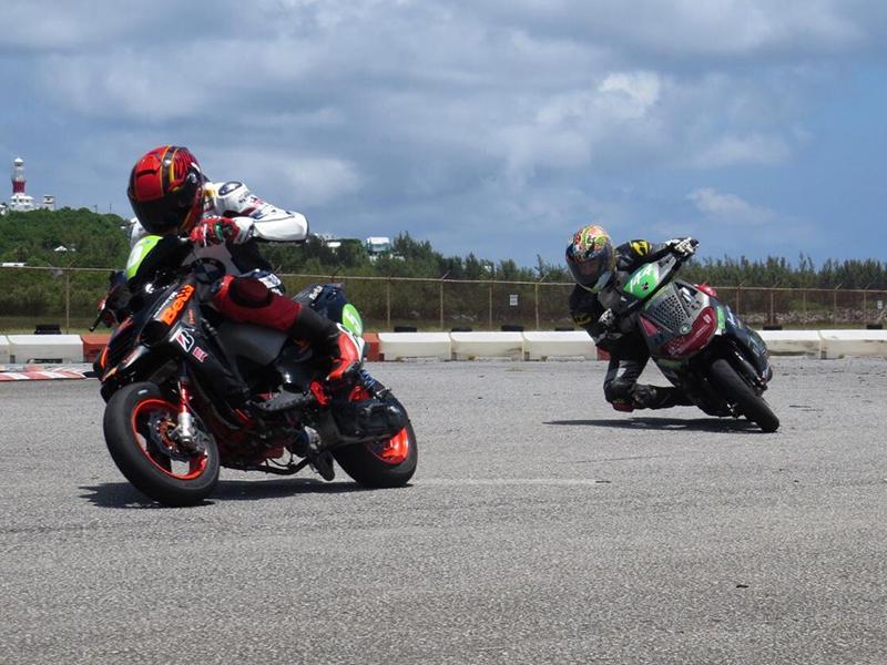 Devon Bailey & Kenny DeSilva BMRA Race Bermuda July 2019 (1)