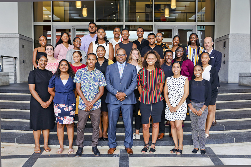 Education Ministry Honors Scholars & Recipients Bermuda July 2019 (4)