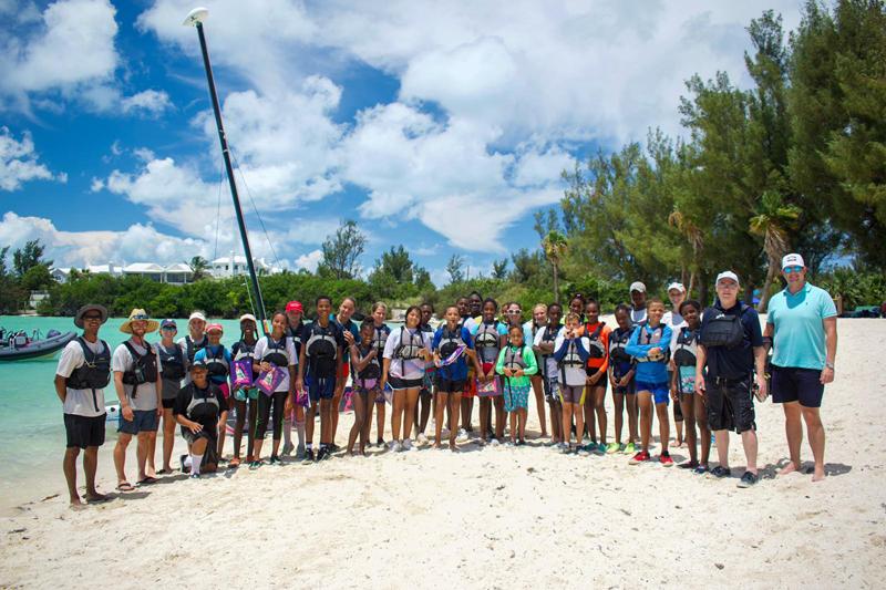 Endeavour Graduate Programme Bermuda July 2019 (1)