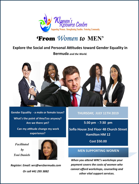 From Women to Men June 19