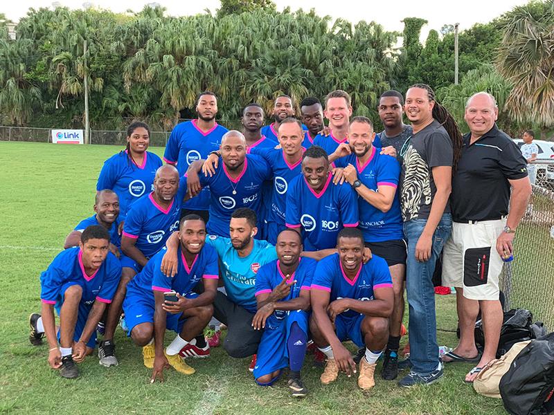Hamilton Princess Charitable Football Match Bermuda July 2019 (1)