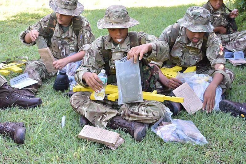 Junior Leaders Awards After Camp Bermuda July 2019 (2)