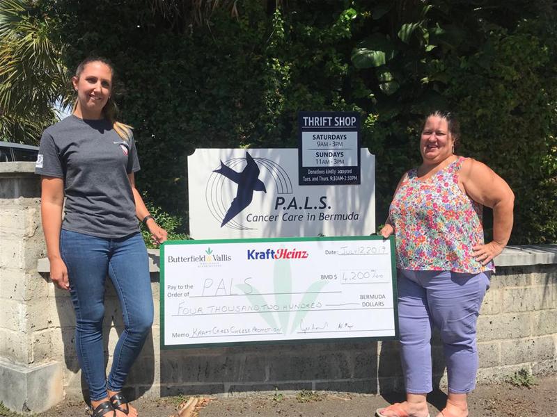 Lauren Purvey & Colleen English DeGrilla Bermuda July 2019
