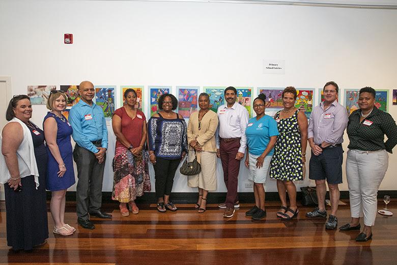 Mirrors Honors Volunteers & Service Partners Bermuda July 2019 (3)