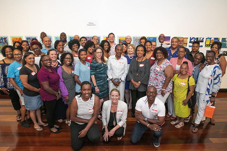 Mirrors Honors Volunteers & Service Partners Bermuda July 2019 (4)